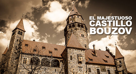 Castillo Bouzov Hrad Republica Checa