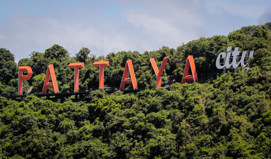 Pattaya City - Tailandia