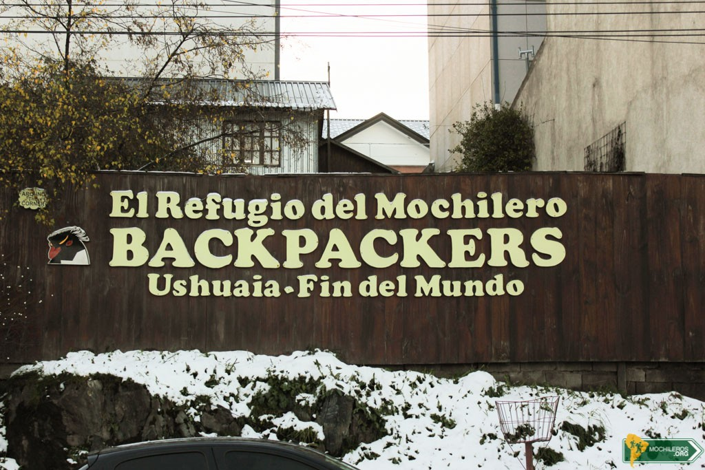 Backpackers  Refugio del Mochilero - Ushuaia 2