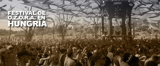 festival ozora hungria