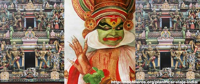Planifica tu viaje - kathakali-kerala india