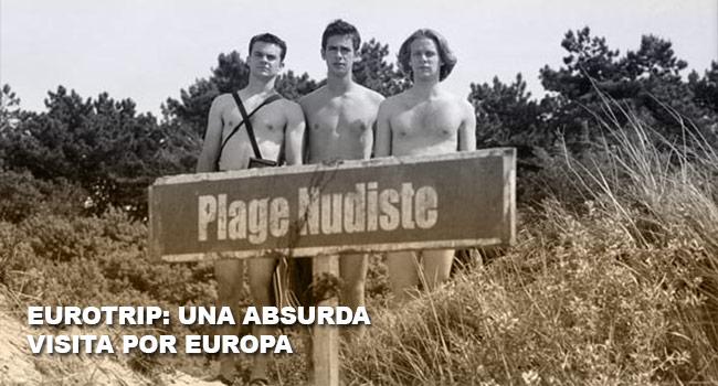 eurotrip - viaje por europa