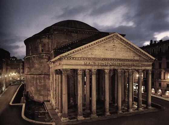 el panteon de Roma