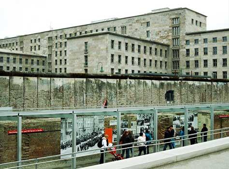 topografia del terror - berlin