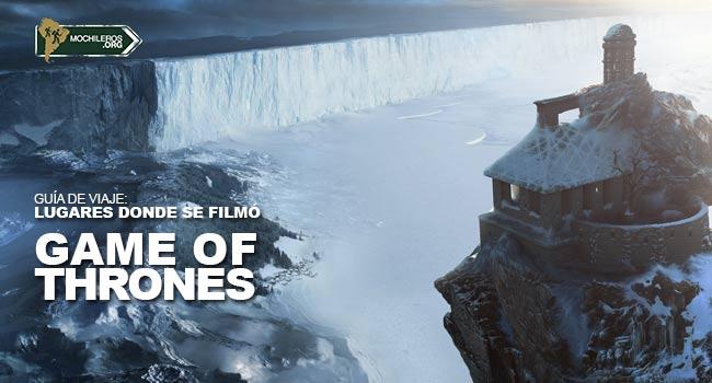 Guia de Viaje: Lugares donde se filmo Game Of Thrones (Juego de Tronos)