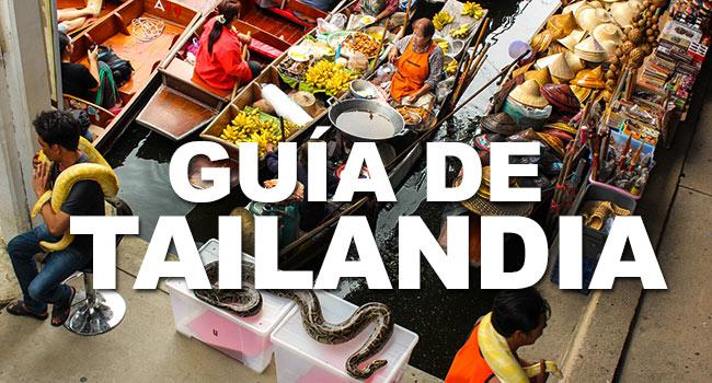 Photo of Guía de Tailandia: datos y videos mochileros