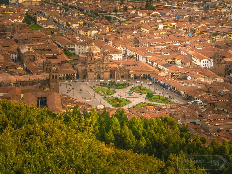 Cusco Cuzco Peru - Plaza de Armas