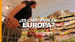 Es caro vivir en Europa