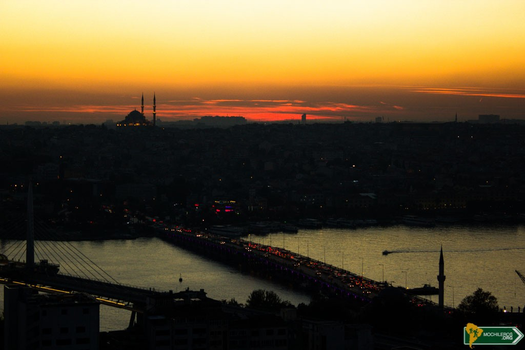 Torre Gálata - Guia de Istanbul - Estambul Turquía