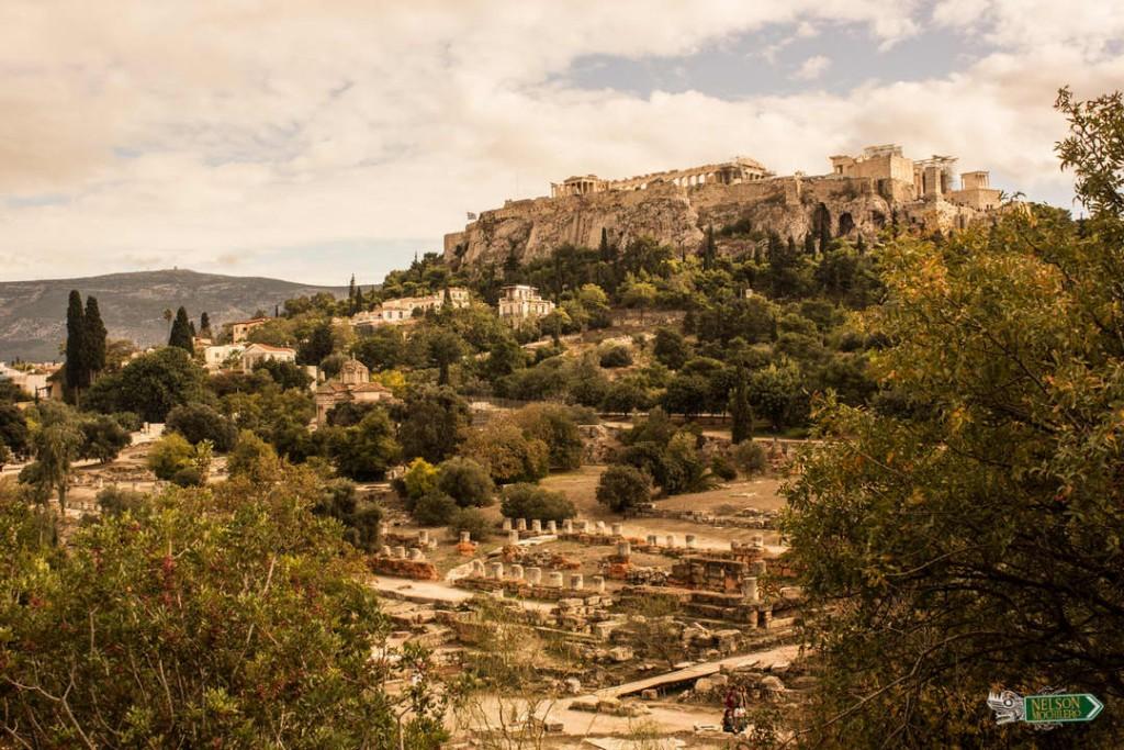 La Acrópolis de Atenas - Qué hacer y ver en Atenas