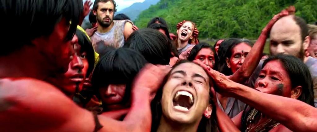 the green inferno - películas de horror de viajes