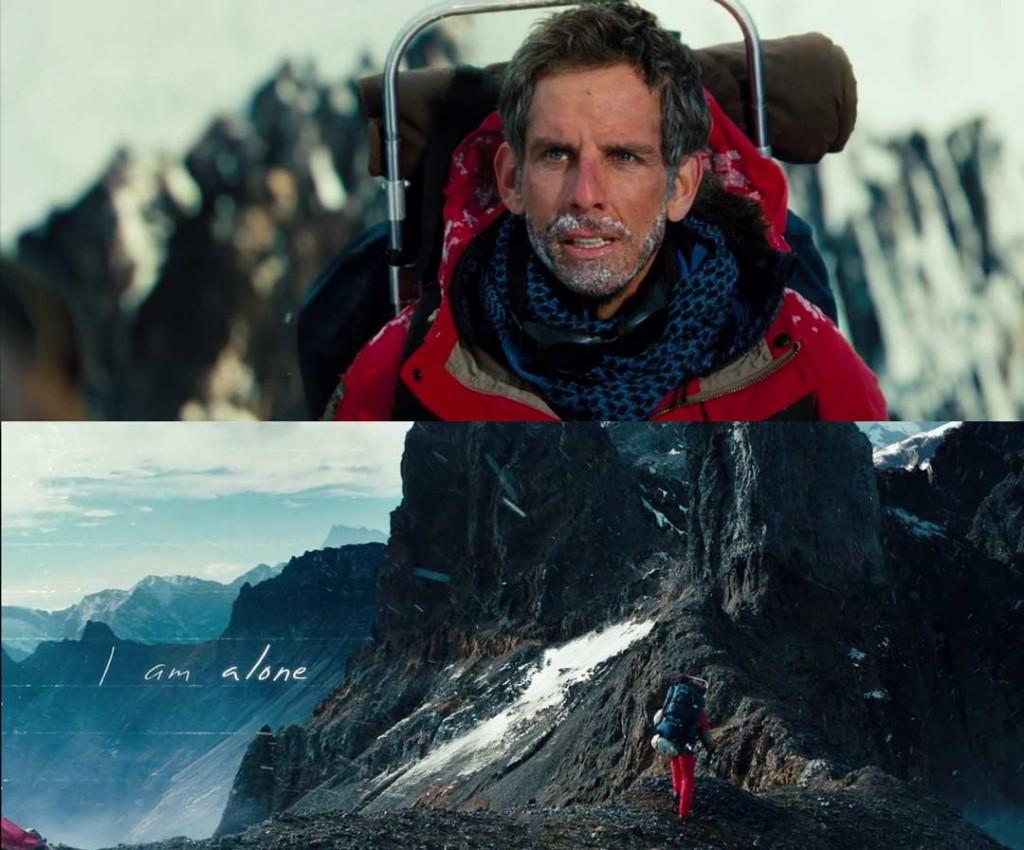 Walter Mitty - Expedicionario aventurero