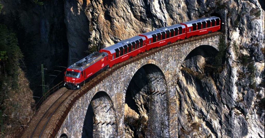 Europa a la Carta - Viajar en Tren