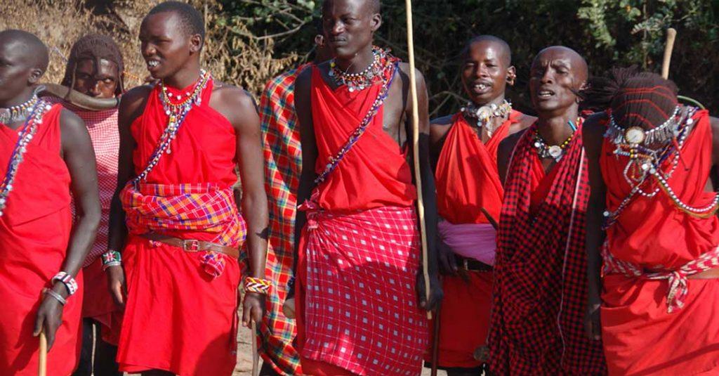 Tribu Masai en Kenia Africa - viajar a África