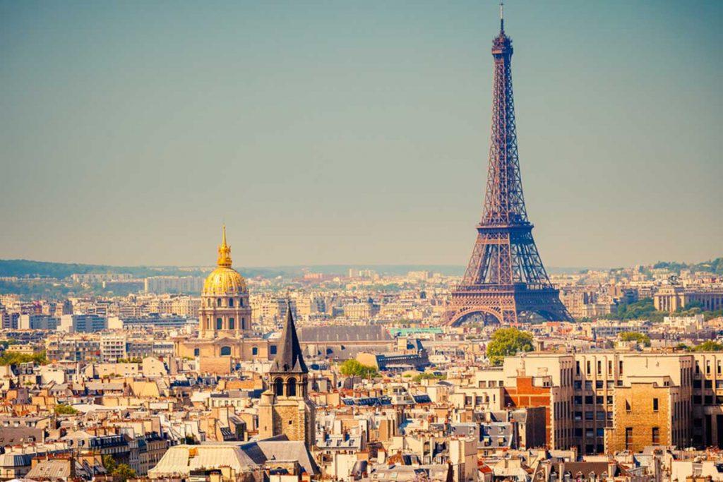París - viajando en tren por Europa con Eurail