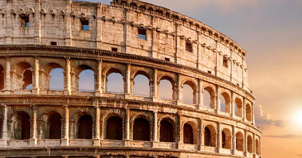 Roma, Italia - viajar en tren por Europa - Mochileros.org