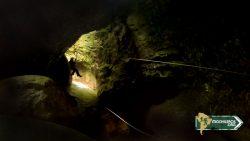 Hallazgo hecho en la caverna de Julio Verne por Nelson Mochilero