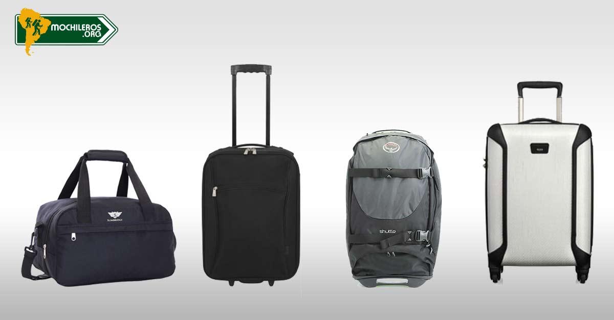 Photo of Medidas tamaños y peso del equipaje de mano permitido según la compañía aérea