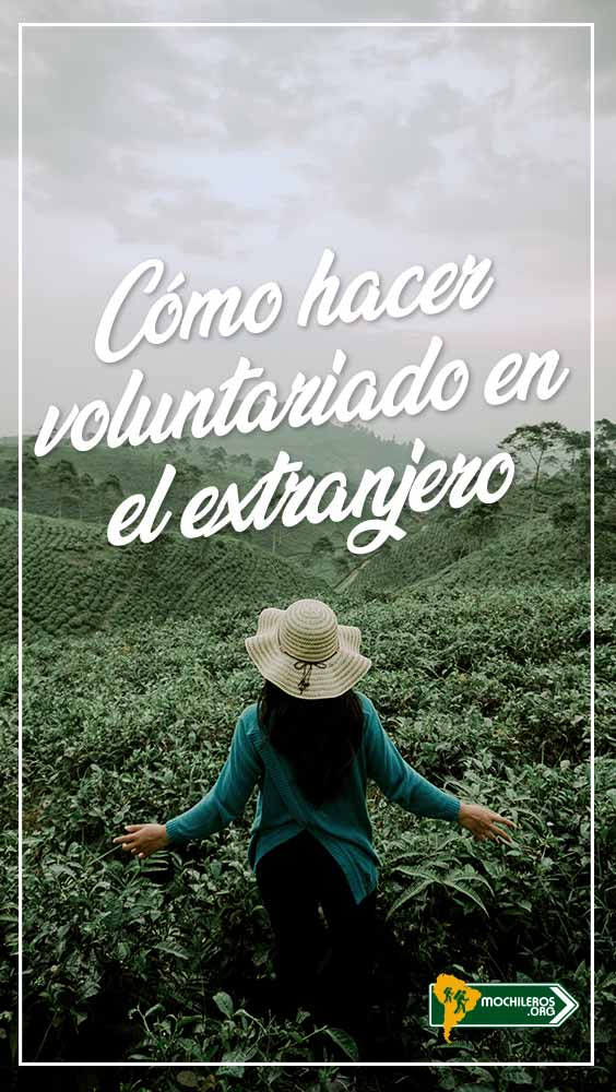 Guía para hacer voluntariado en el extranjero - Mochileros.org