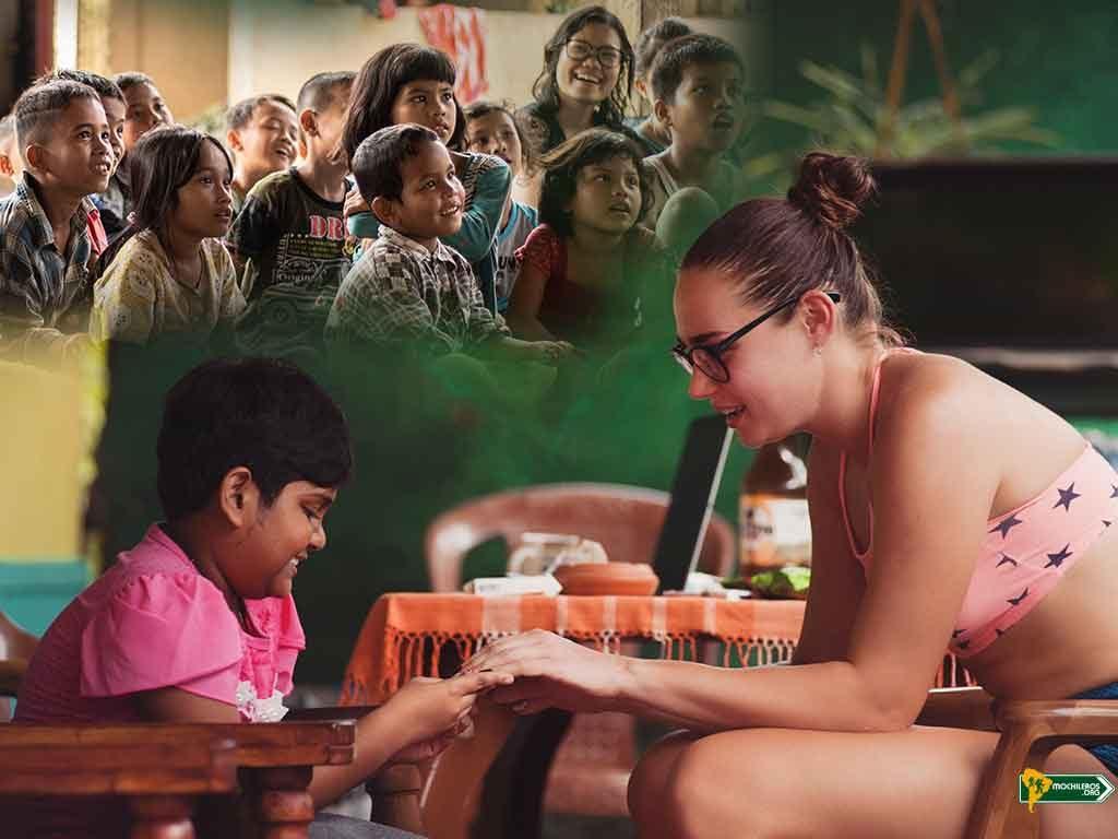 Hacer voluntariado en el extranjero, intercambios - mochileros.org