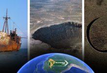 Photo of 10 lugares asombrosos de Google Earth