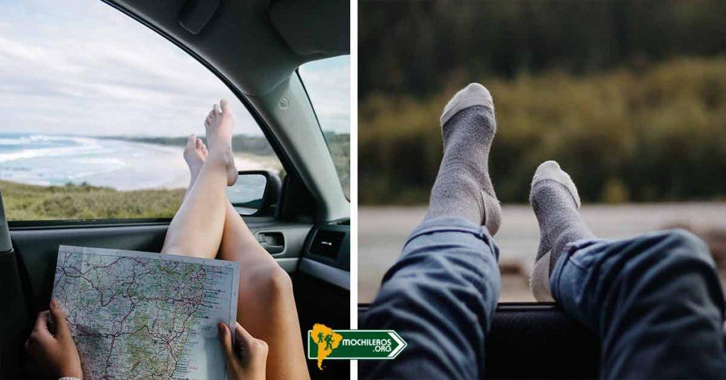 No escatimes los beneficios de la comodidad de hacer un viaje sobre ruedas. Un roadtrip puede ser placentero y a tu ritmo.