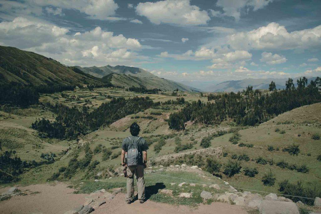 Otra espectacular vista del Valle Sagrado. ©2020 Mochileros.org