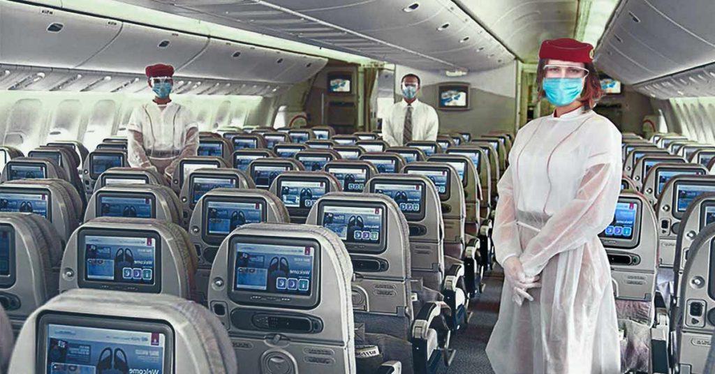vuelos después del coronavirus
