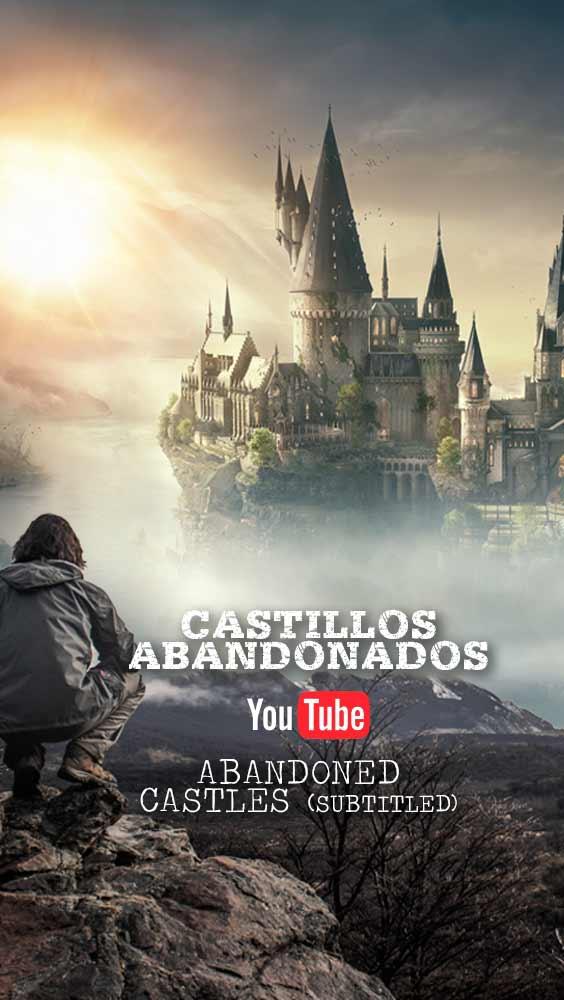 Top Castillos Abandonados Más Bellos de Europa que no son el castillo Wolfenstein, Minecraft, Disney, Dracula ni Hogwarts.  #castillos #castillosEuropa #castillosabandonados #viajesdeaventura #destinosmochileros #lugaresincreíbles #lugaresabandonados