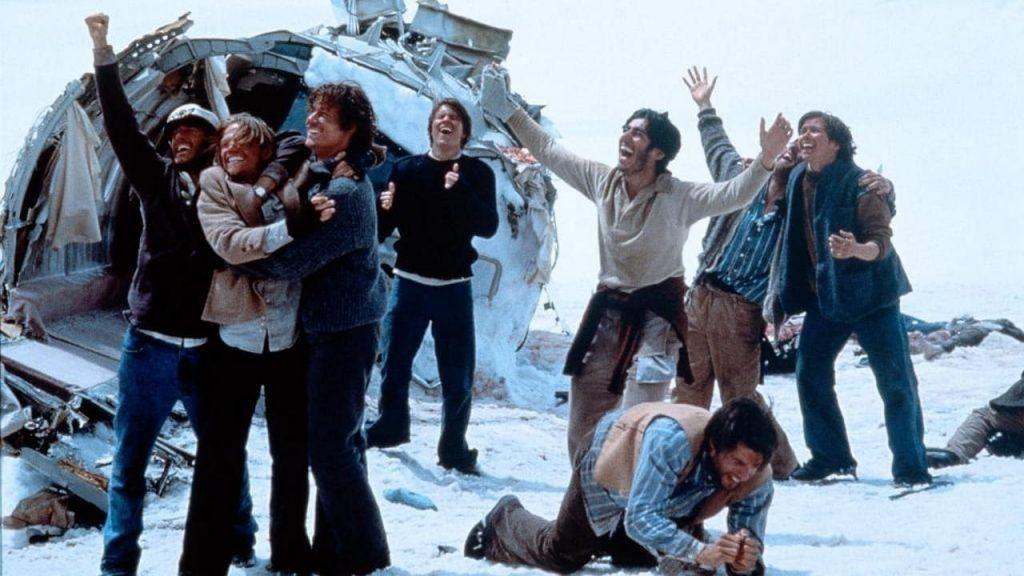 Alive, viven - 1993 Película drama terror de viajes