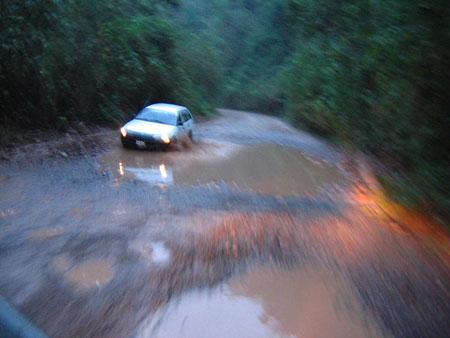 Photo of El camino hacia Oxapampa