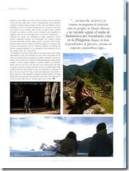 Aparicion en cg latin magazine, pagina 3