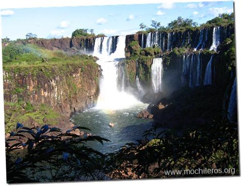 Iguazu - mochileros.org