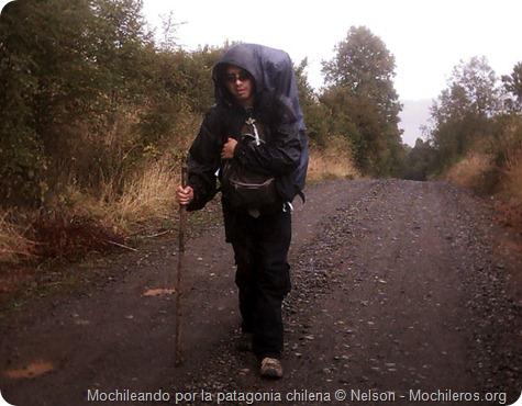 mochileando por la patagonia chilena