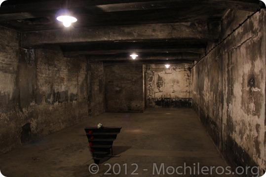 Gas Chamber - Auschwitz