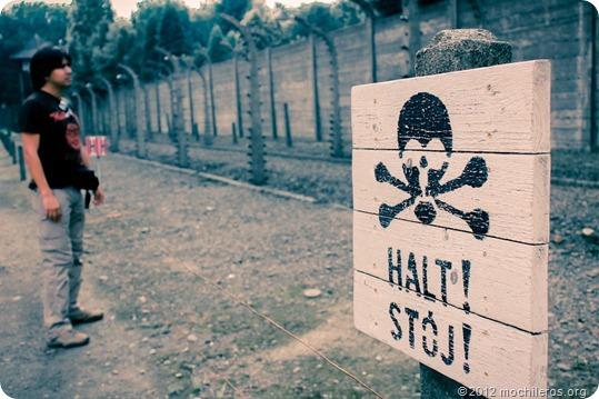 Tour al infierno: Auschwitz. Por Nelson Mochilero