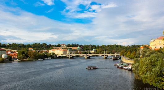 Praga puente