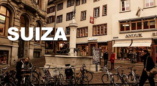 Photo of Cruzando al país más rico del mundo: Suiza