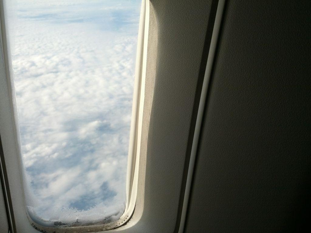 voy a hacer pis desde el cielo
