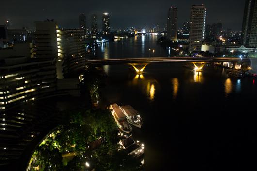 vista del hotel Shangri La