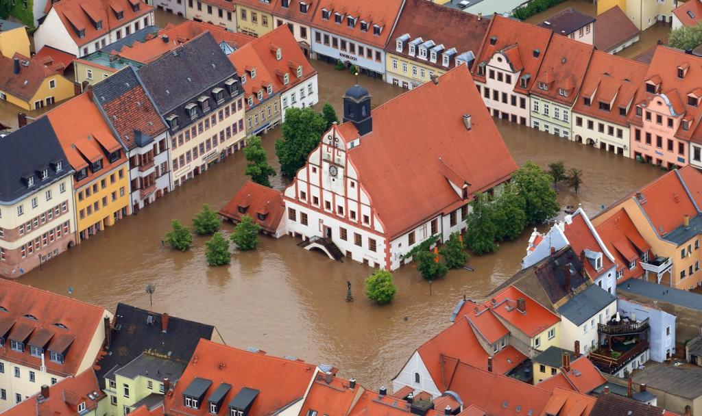 inundaciones europa