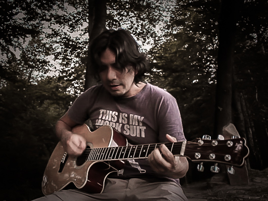 Nelson Mochilero Guitarra