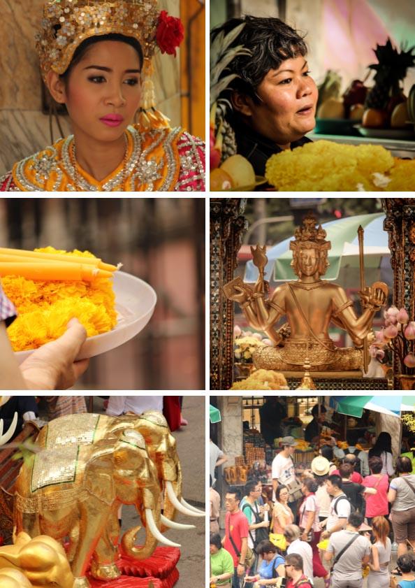 Tailandia Bangkok Experiencias Culturales