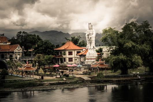 TAILANDIA Kanchanaburi