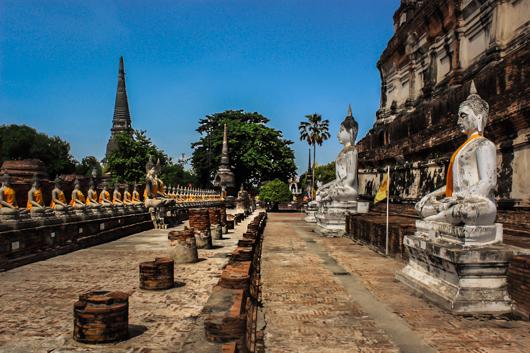 Templo Wat Mahathat UNESCO