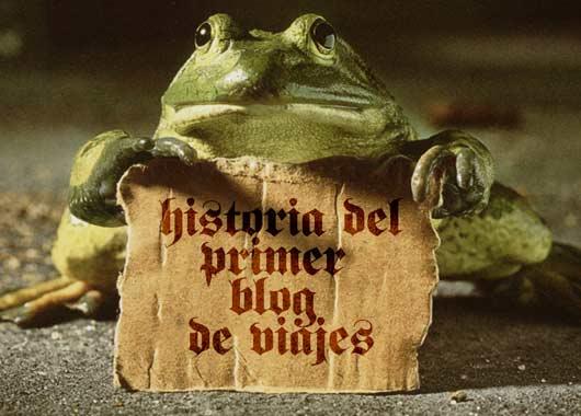 Photo of Historia del primer blog de viajes