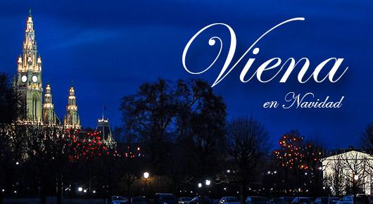 mochileros viajes: mercados de navidad en Viena