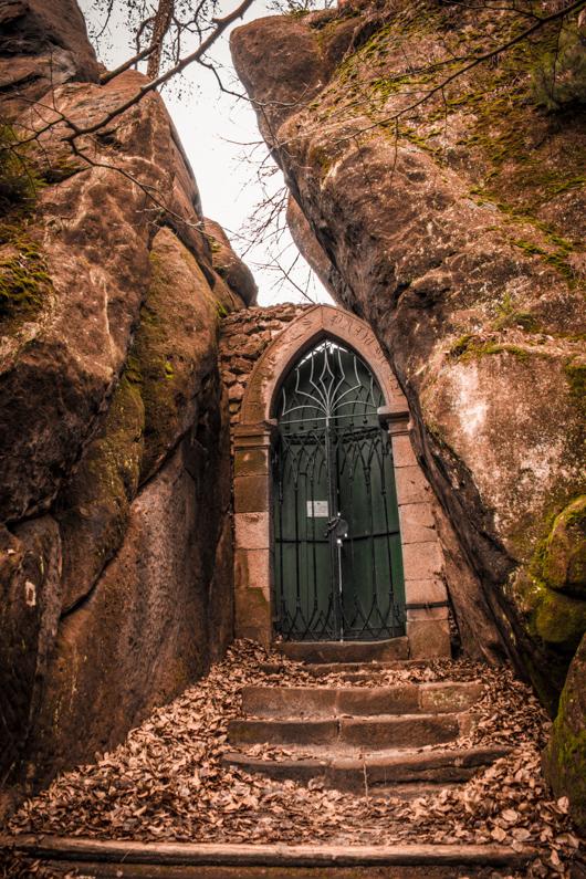 vranov puerta