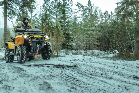 cuatrimotos, finlandia. All terrain vechicle ATV