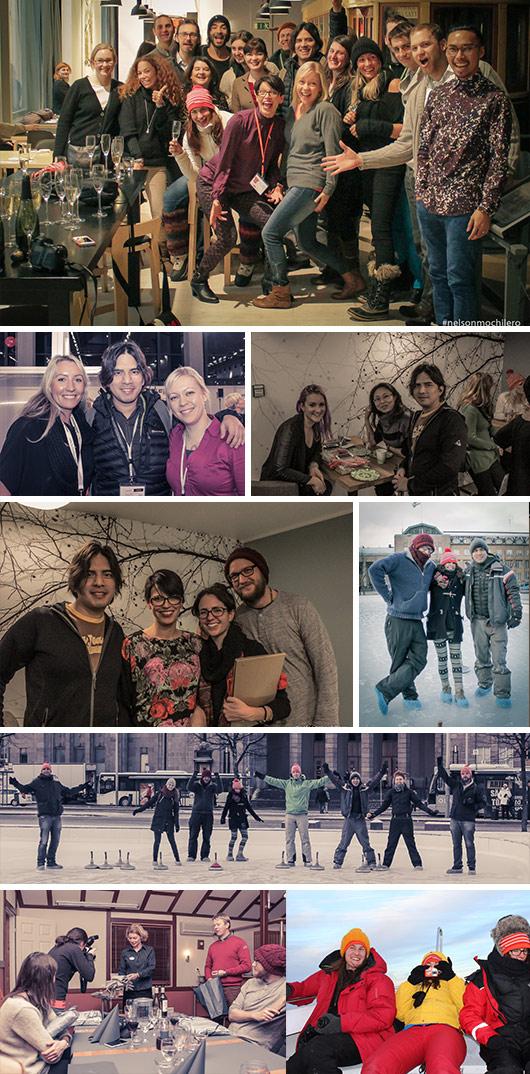 Photo of Mi participación en Nordic Bloggers Experience, Matka 2014 y la televisión en Finlandia